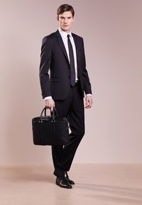 HUGO - SIMMONS - Oblekové kalhoty - black - 1