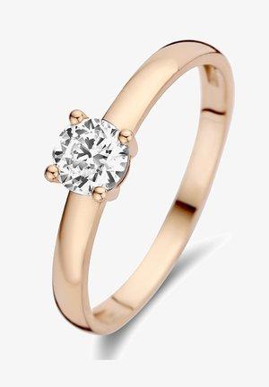 14 CARAT GOLD - Ring - roségold