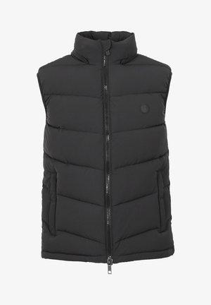 PUFFER - Waistcoat - dark grey