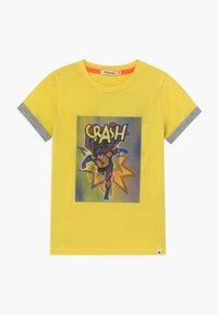 Billybandit - Print T-shirt - lemon - 0