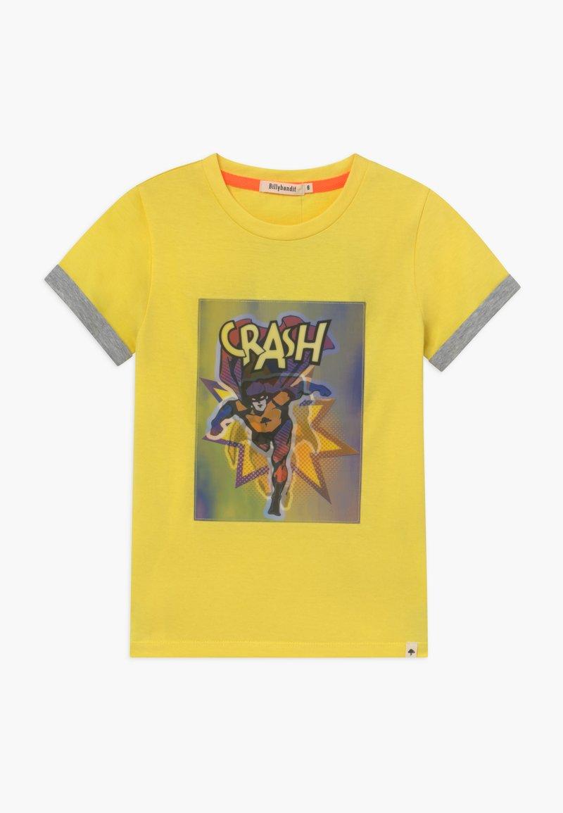 Billybandit - Print T-shirt - lemon