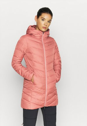 WOMENS ANNECY COAT - Down coat - dusty rose