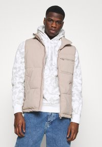 Nike Sportswear - CLUB HOODIE CAMO - Sweatshirt - summit white/white - 3