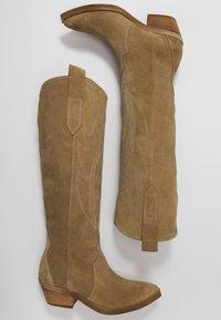 L37 - LET'S GET LOST - Cowboy/Biker boots - tan - 3
