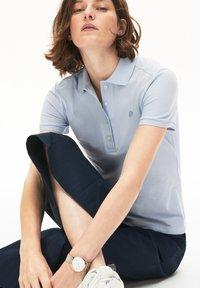 Lacoste - Polo shirt - bleu clair - 2