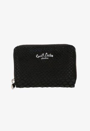 ABEL - Wallet - schwarz metallic