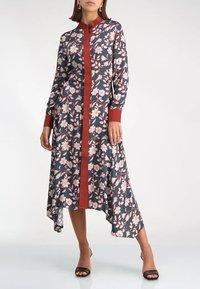 ANNA ETTER - ETTIE - Skjortklänning - blue - 0