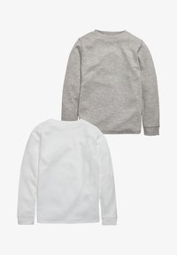 Next - 2 PACK - Undershirt - black - 0