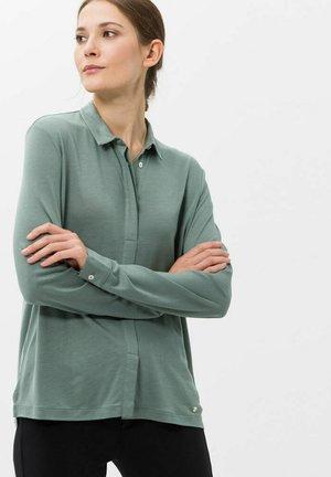 CELINA - Button-down blouse - ivy