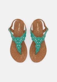 Anna Field - Flip Flops - turquoise - 5