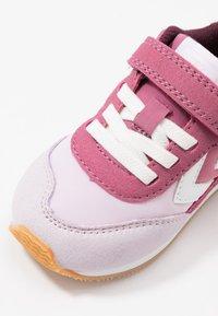 Hummel - REFLEX INFANT - Zapatillas - heather rose - 2