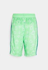 Puma - CURL SHORT - Sports shorts - summer green - 1