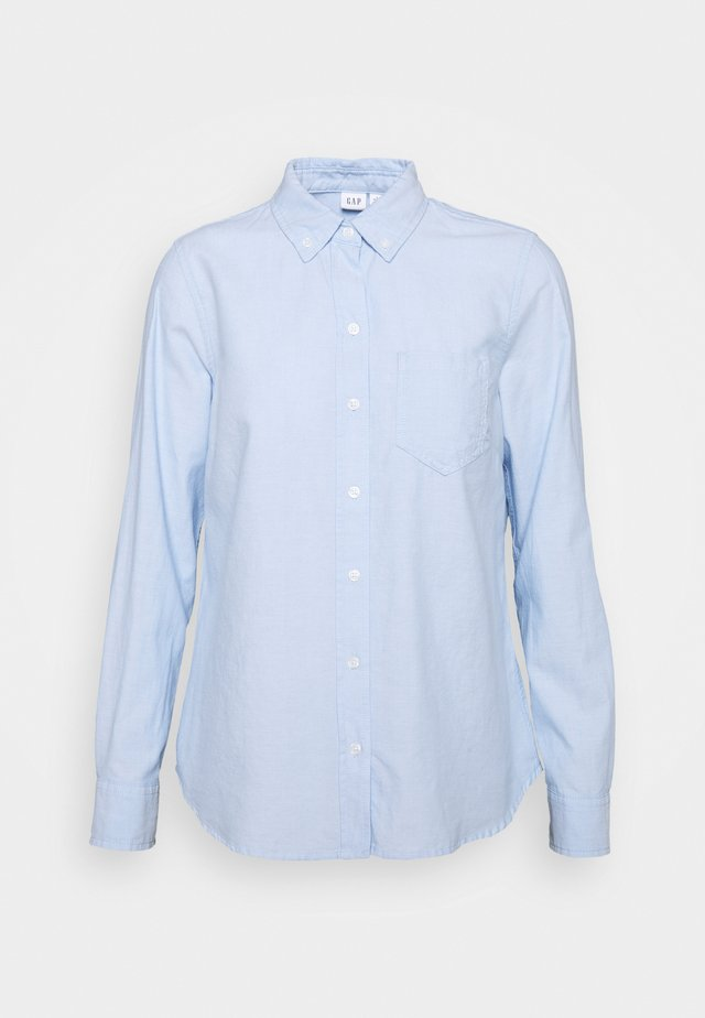 V FITTED BOYFRIEND - Overhemdblouse - light blue