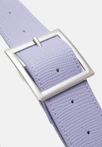Monki - LEONA BAG - Shopping bag - lilac - 3