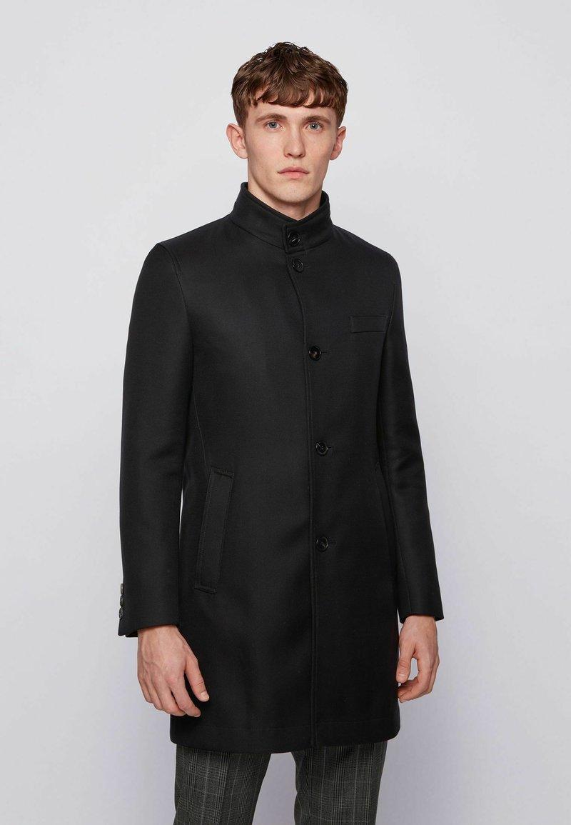 BOSS - SHANTY1 - Classic coat - black