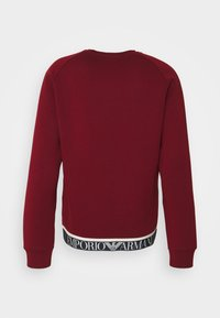 Emporio Armani - Long sleeved top - red - 1