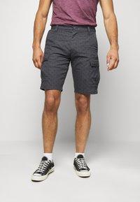s.Oliver - Shorts - dark grey - 0