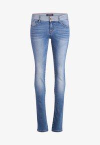 BONOBO Jeans - DAMEN - Slim fit jeans - stone blue denim - 4