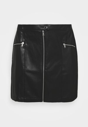MINI SKIRT - Minisukně - black
