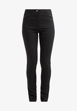 SC-LILLY 1-B - Slim fit jeans - black