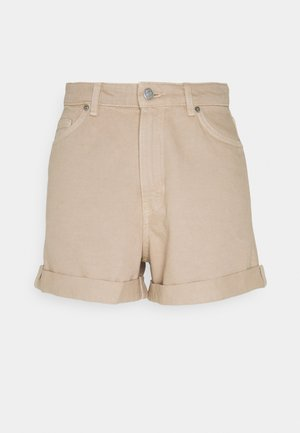 TALLIE - Jeans Short / cowboy shorts - beige dusty light