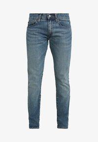 Polo Ralph Lauren - ELDRIDGE  - Jeans Skinny - dixon - 4