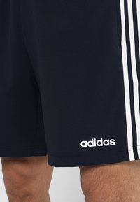 adidas Performance - CHELSEA ESSENTIALS PRIMEGREEN SPORT SHORTS - Korte broeken - legend ink/white - 3