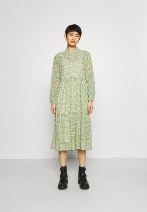 SMILLAY - Day dress - green mix