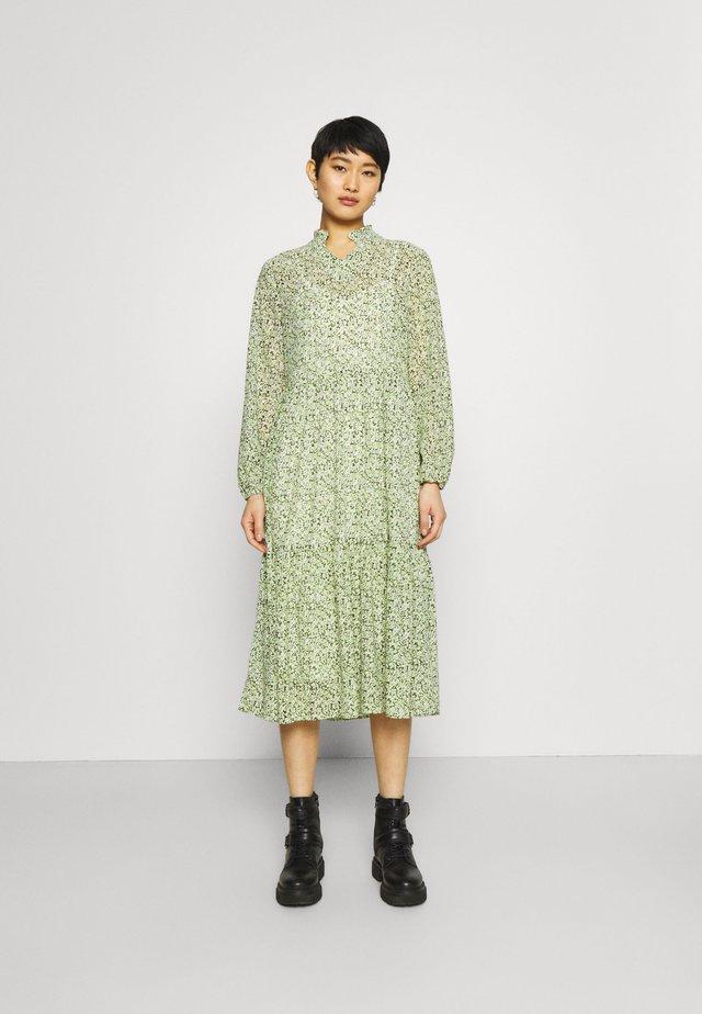 SMILLAY - Day dress - green mix