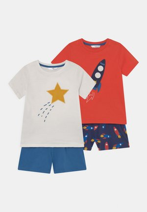 CHECK 2 PACK - Pyjama set - multi-coloured