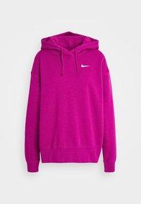 Nike Sportswear - HOODIE TREND - Hoodie - cactus flower/white - 6