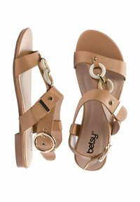Betsy - Sandals - beige - 3