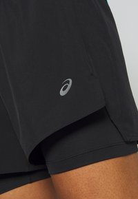ASICS - ROAD SHORT - kurze Sporthose - performance black - 5
