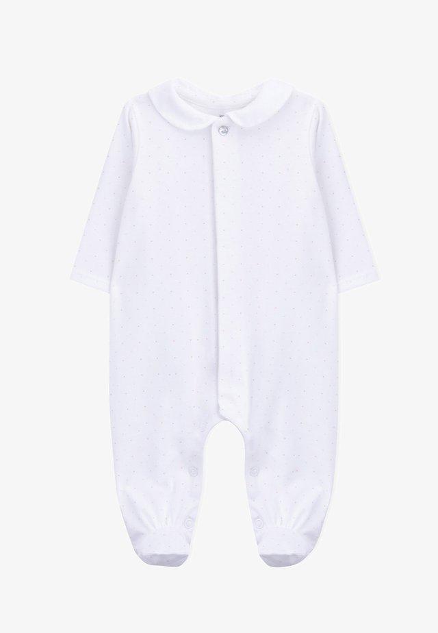 DREAMY - Jumpsuit - white