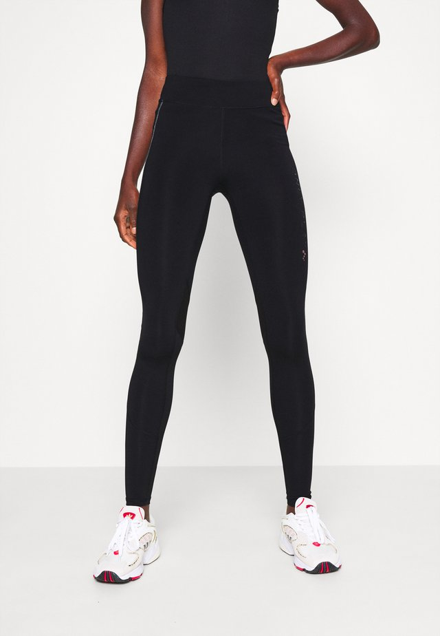 ONPPERFORMANCE RUN TIGHTS - Legging - black/red