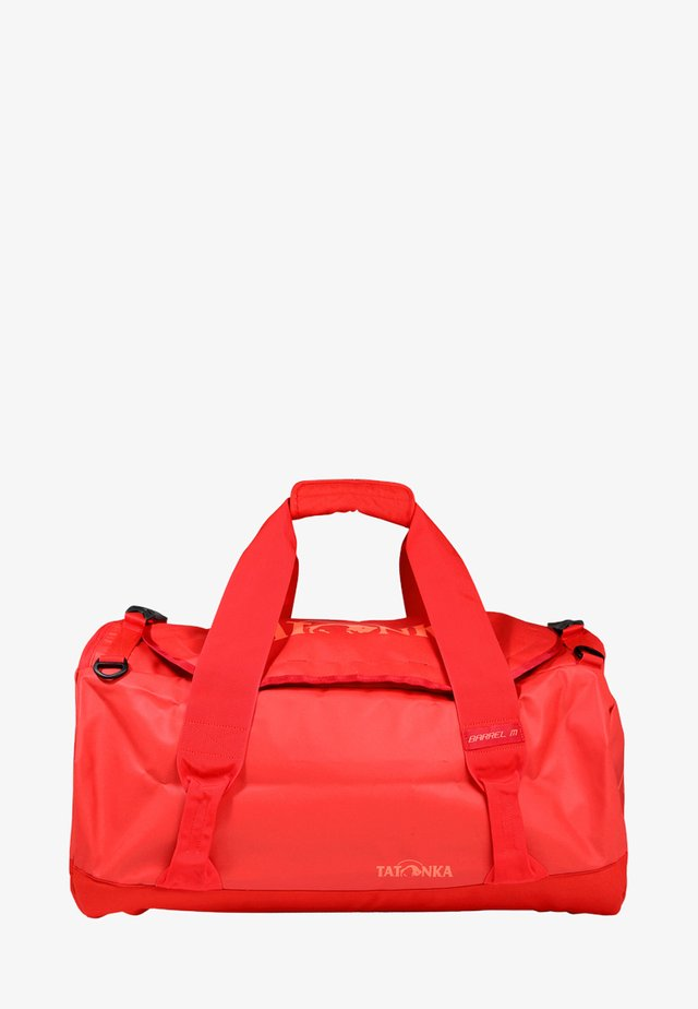 BARREL M 65 l - Sports bag - red