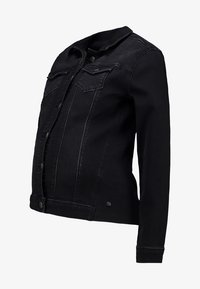 Denim jacket - black dark wash