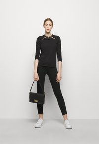 Lauren Ralph Lauren - Long sleeved top - polo black - 1