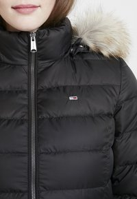 Tommy Jeans - ESSENTIAL HOODED JACKET - Down jacket - tommy black - 7