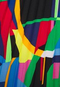 Lauren Ralph Lauren - SKIRT - Pleated skirt - black/multi - 5