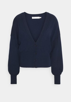 YASMINE - Cardigan - midnight magic