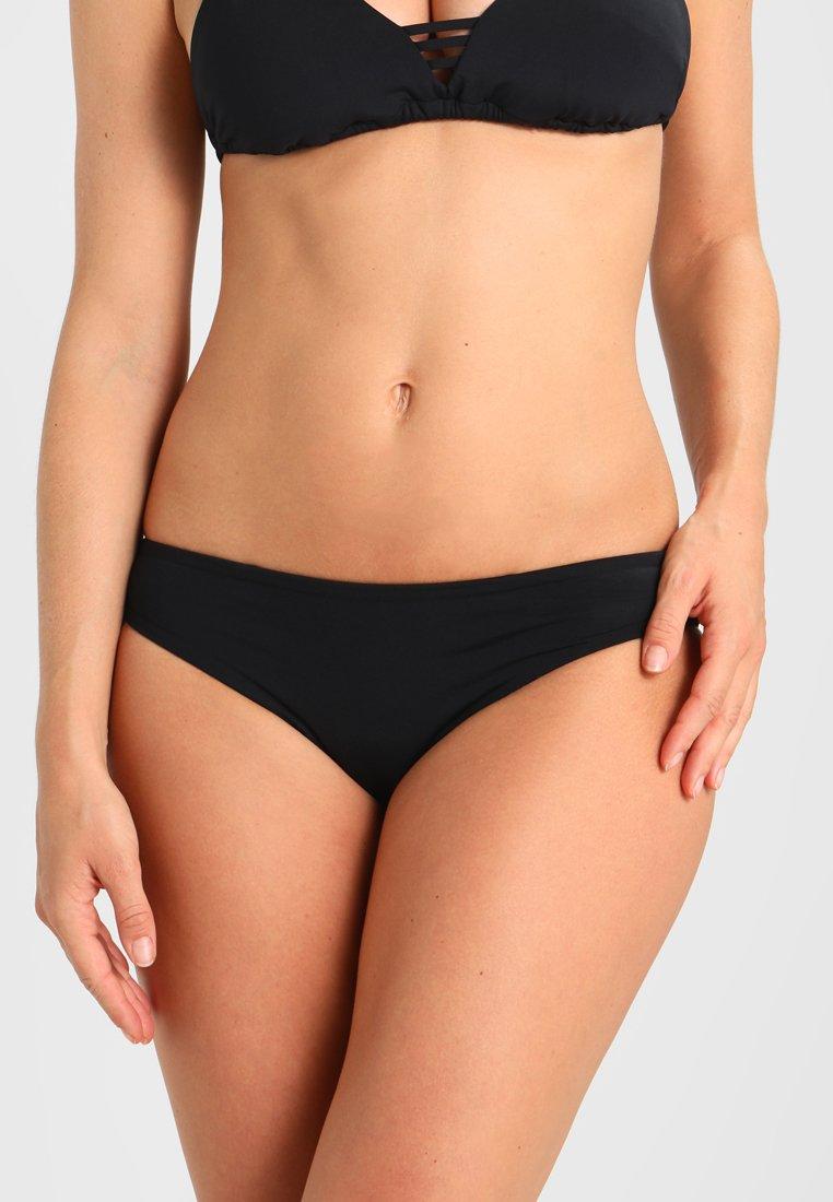 Seafolly - ACTIVE HIPSTER - Bikini bottoms - black