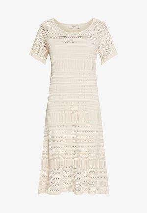 ALLEGRACR DRESS - Žerzejové šaty - chai beige