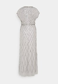 Adrianna Papell - BLOUSON BEADED DRESS - Occasion wear - bridal silver - 1