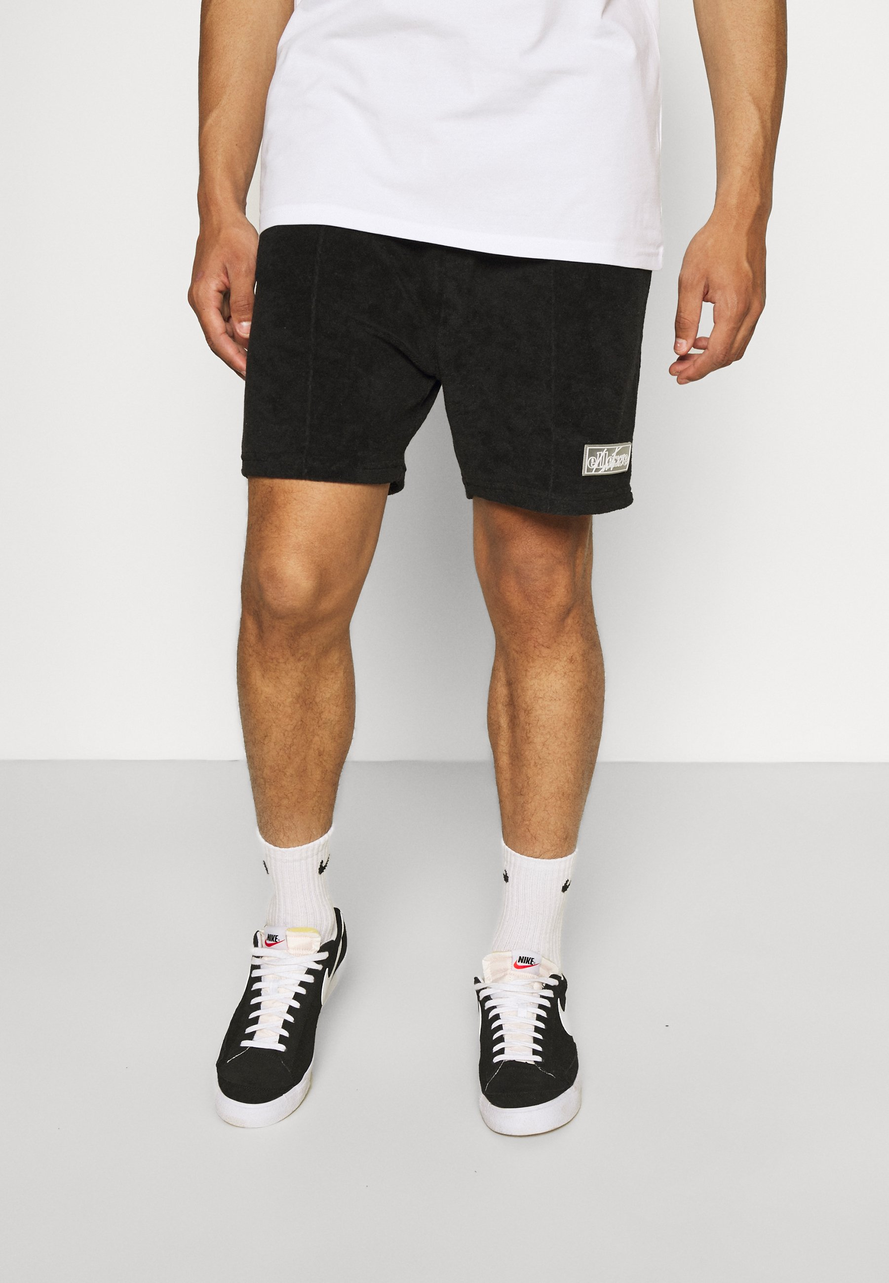 Men TCC X ELLESSE MENS TOWELLED PIN TUCK RELAXED FIT  - Shorts