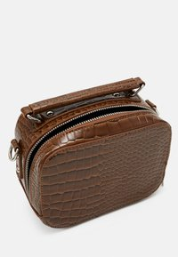 HVISK - BLAZE CROCO - Handbag - brown - 2