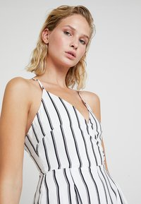 Missguided - CAMI WRAP - Jumpsuit - white - 5