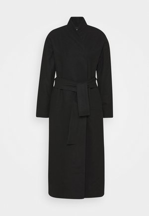 ZAHRA COAT - Mantel - black