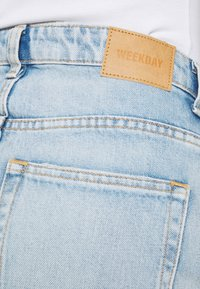 Weekday - VOYAGE LOVED - Jeans Straight Leg - morning blue - 4