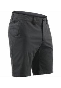 Haglöfs - MID SOLID SHORTS - Shorts - true black - 3